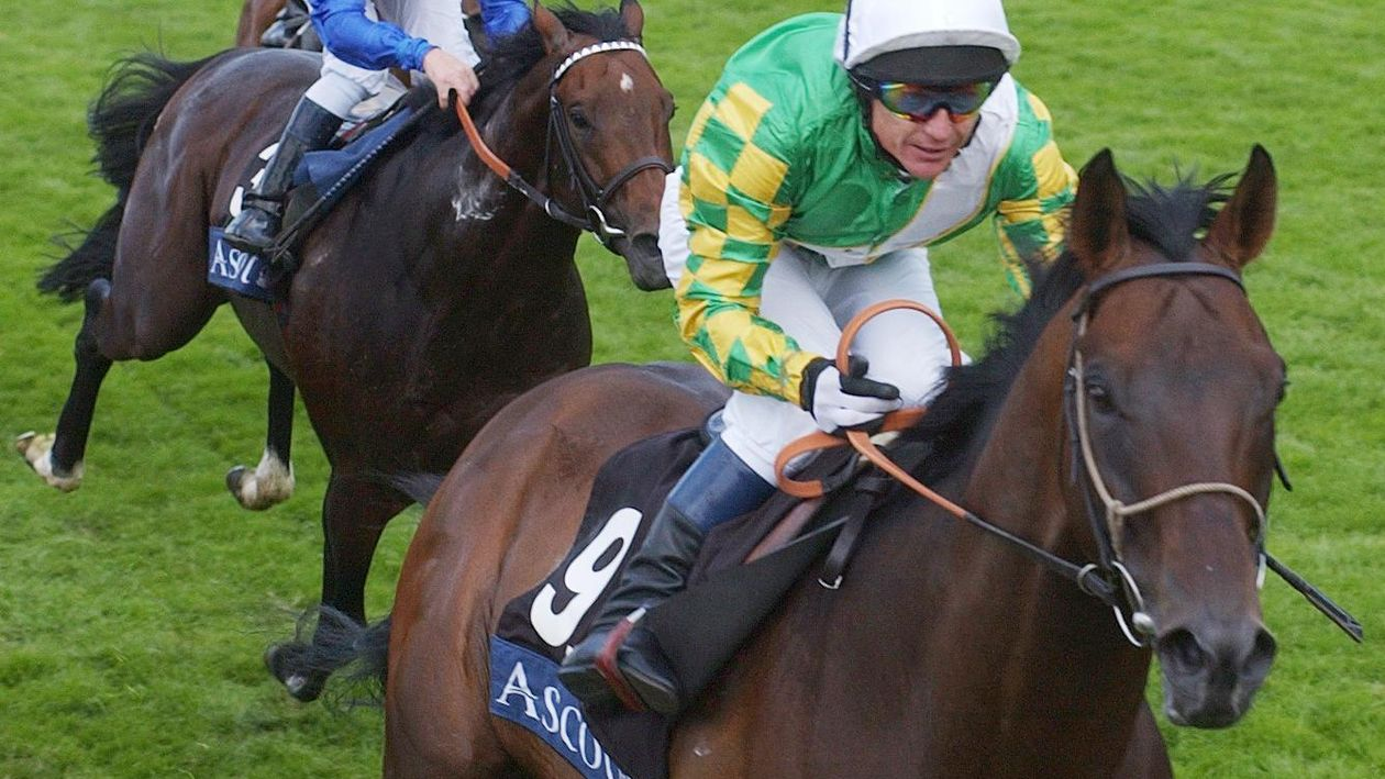 Philip Robinson excited by new-look panel - Horse Racing ...