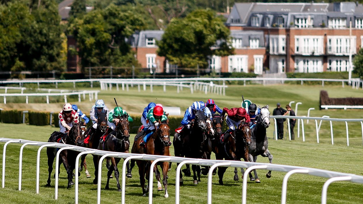 LIVE: Saturday racing blog including York, Musselburgh and ...