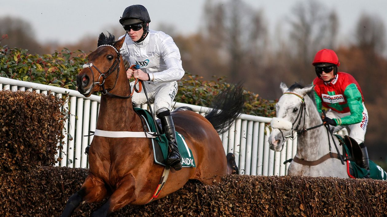 Lydia Hislop Road To Cheltenham Including Reaction To Waiting