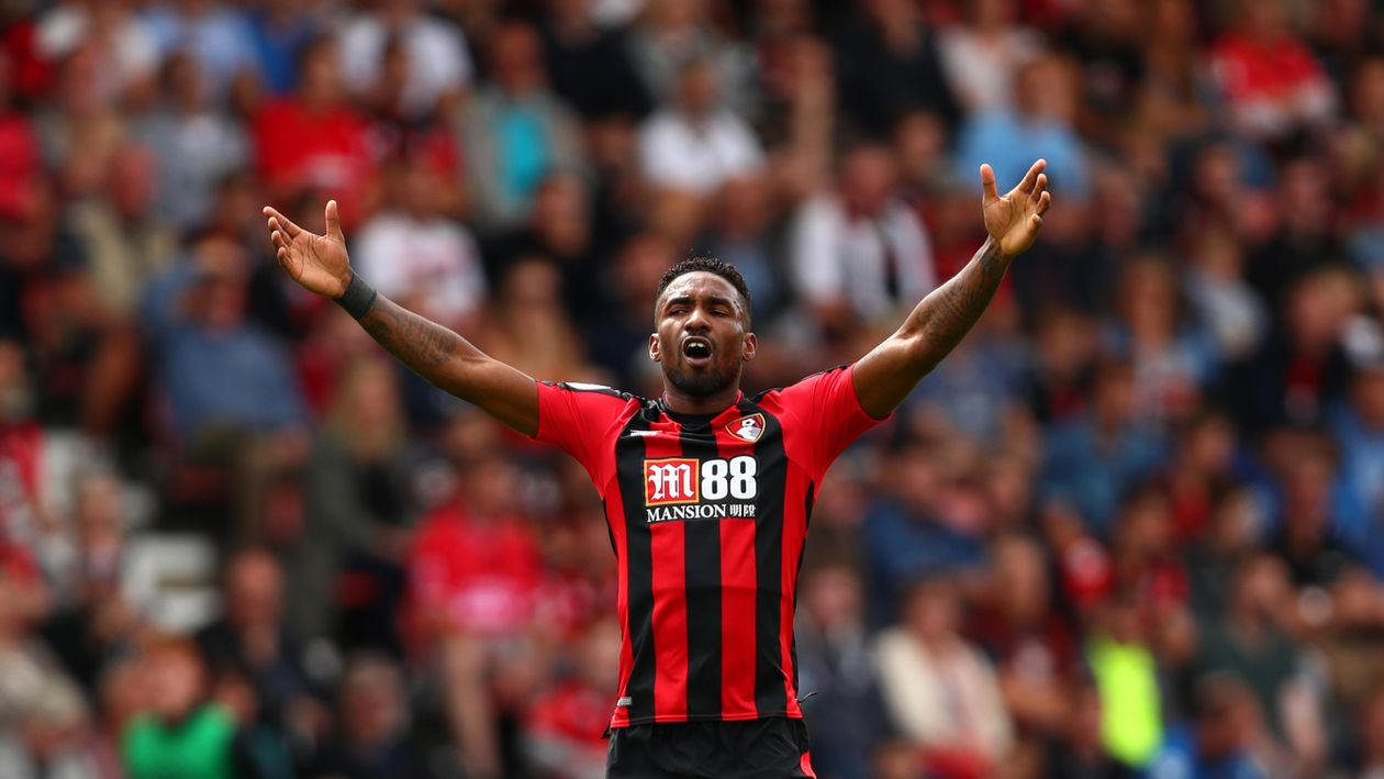 Image result for Defoe Bournemouth