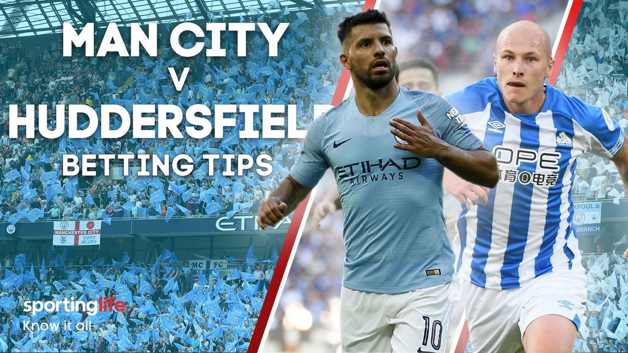 Manchester City v Huddersfield betting preview: Prediction & best