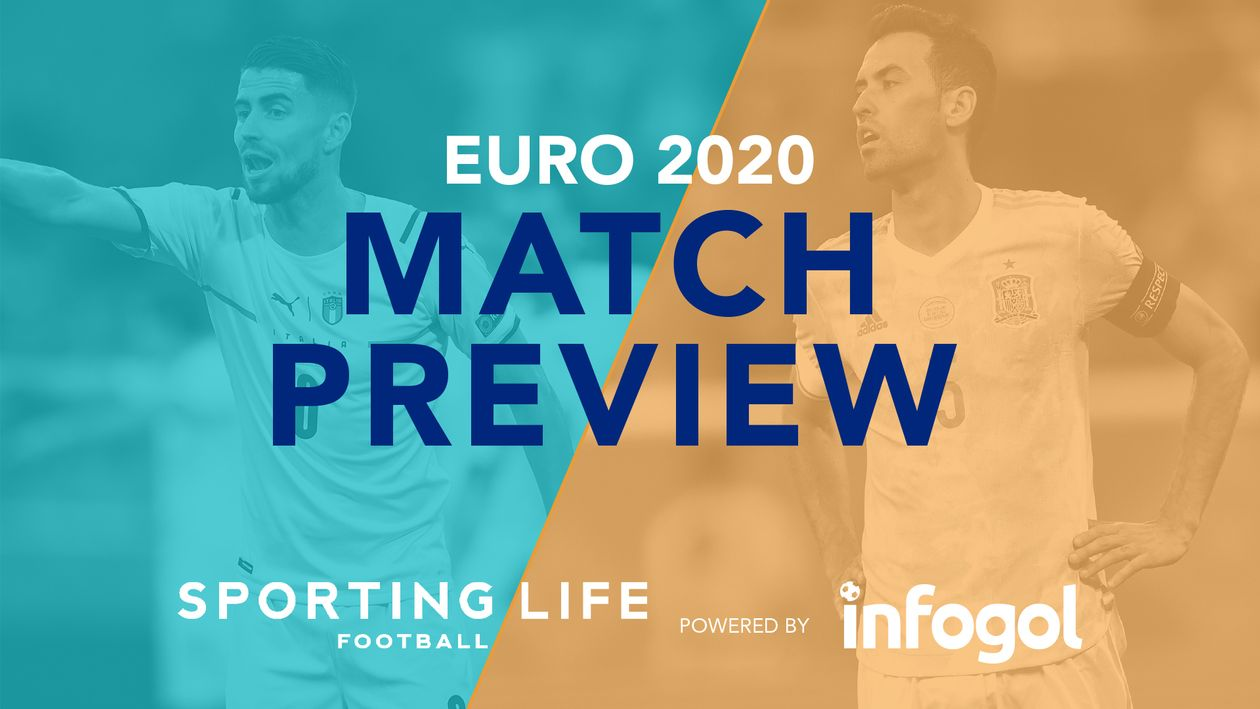 Euro 2020 betting tips: Italy v Spain best bets and preview