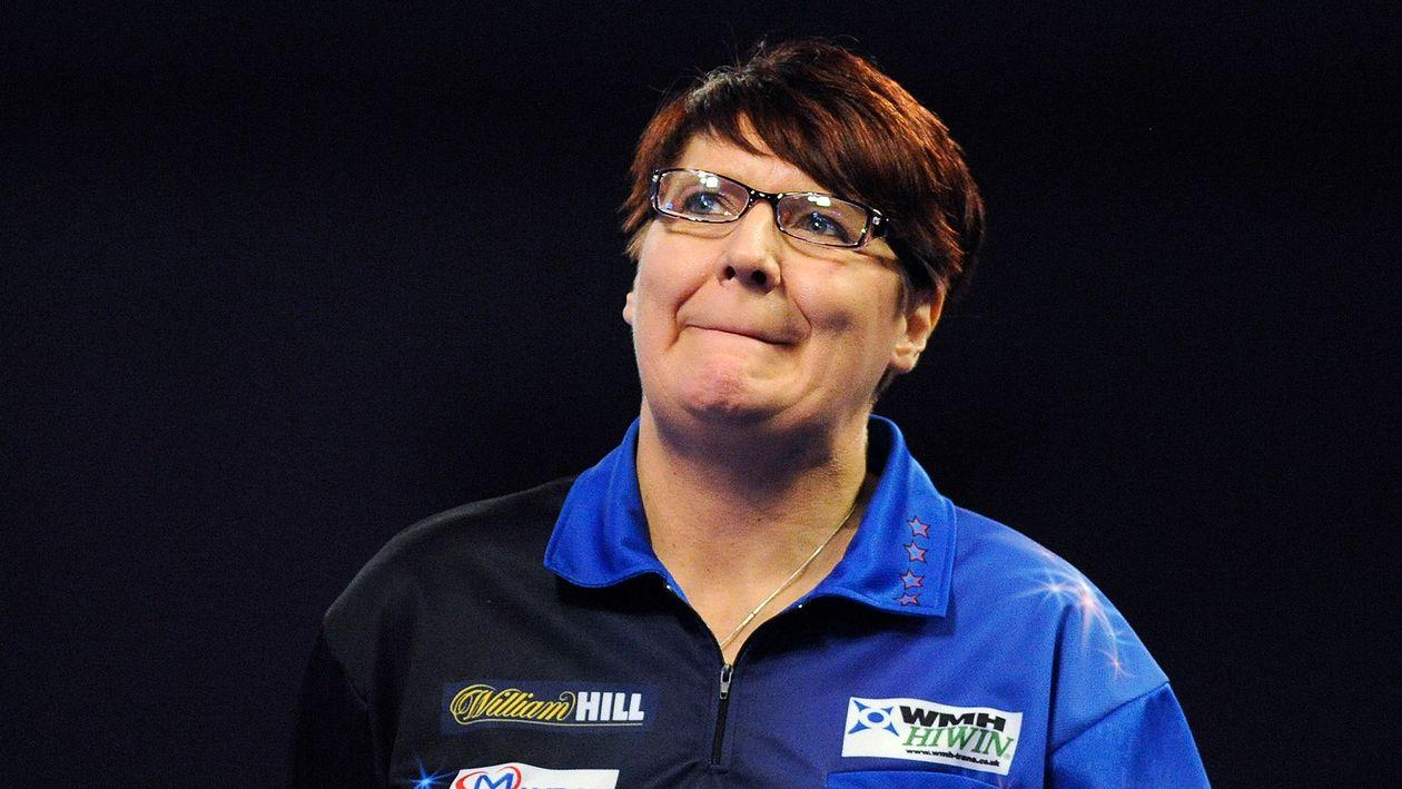 Bdo World Darts Championships Results Lisa Ashton Crashes