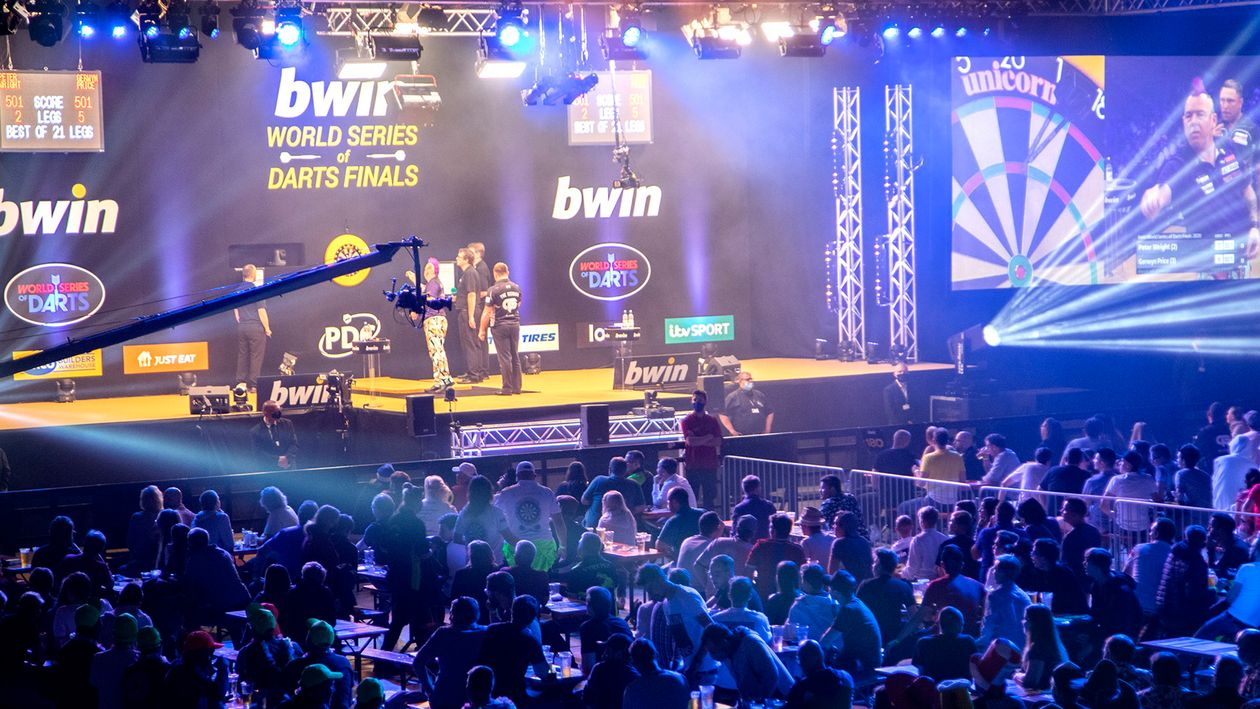 World Series of Darts Finals 2020: Draw, schedule, betting odds ...