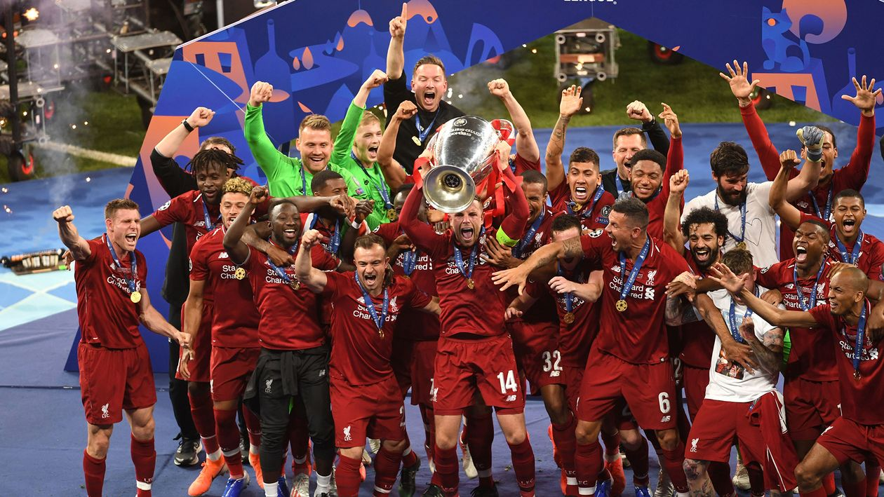 WATCH: Liverpool beat Tottenham 2-0 in Champions League final to win