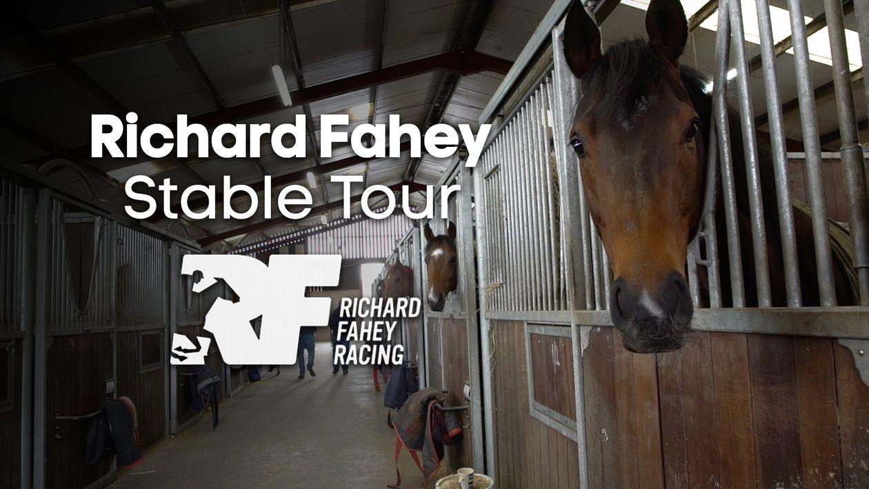 Richard Fahey Stable Tour