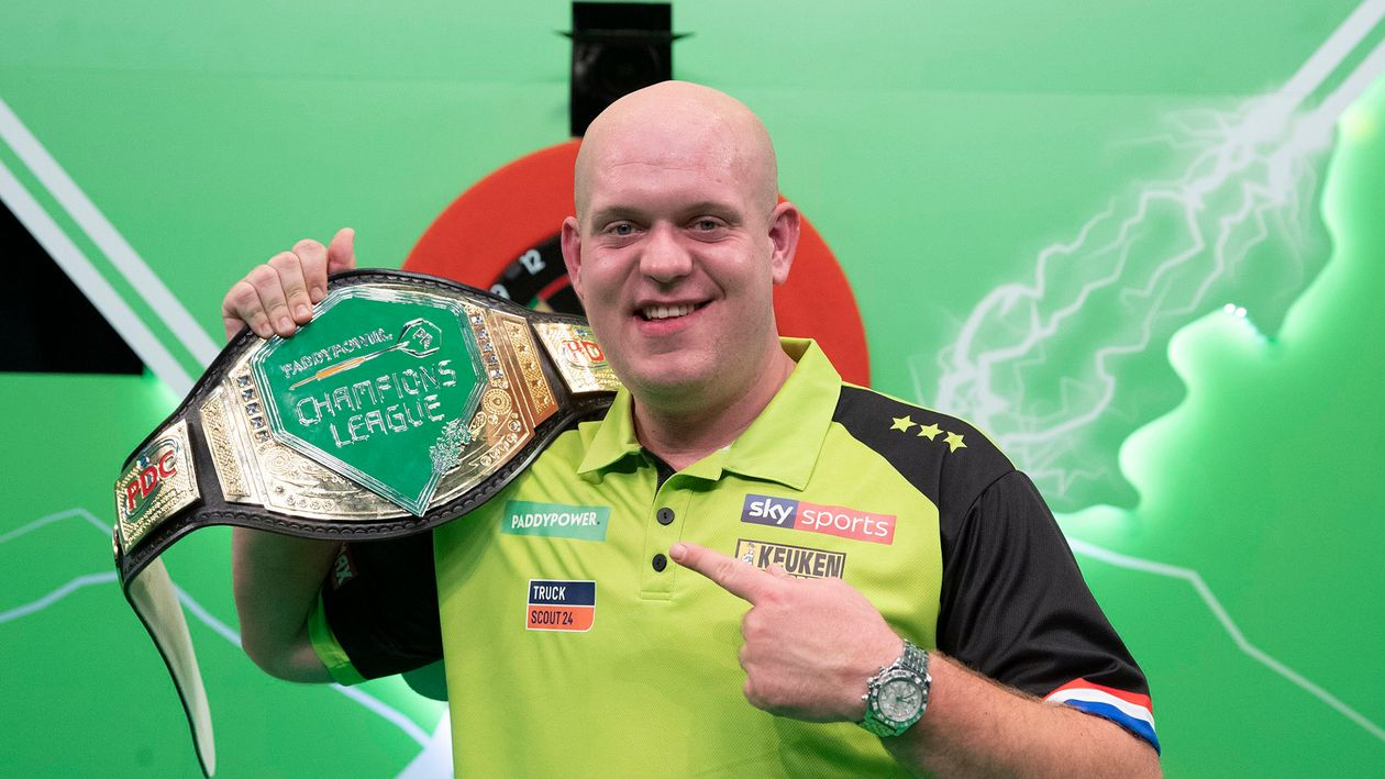 Champions League Of Darts 2019 Draw Schedule Betting