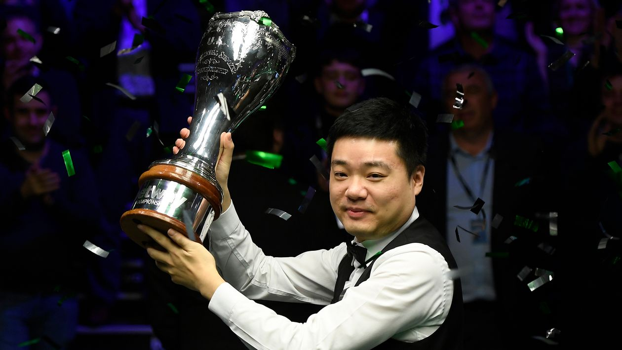 Uk snooker championship betting odds penn national off track betting york pa