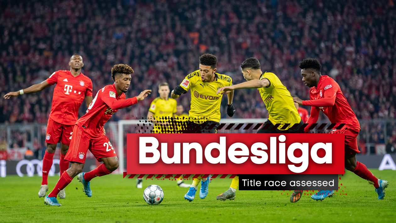 bundesliga title race german title chances assessed for each club with remaining fixtures and verdict bundesliga title race german title