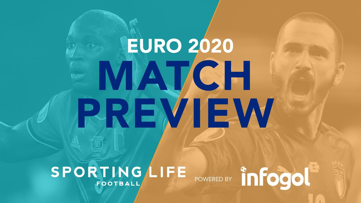 Euro 2020 betting tips: Belgium v Italy best bets and preview