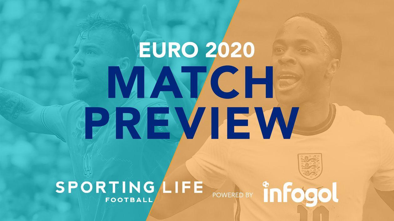 Euro 2020 betting tips: Ukraine v England