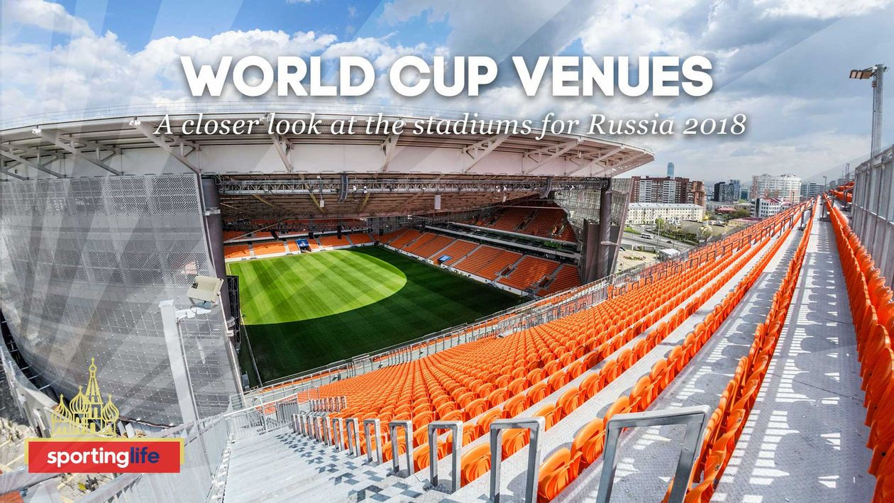 World Cup Stadiums A Closer Look At Every Venue Used In