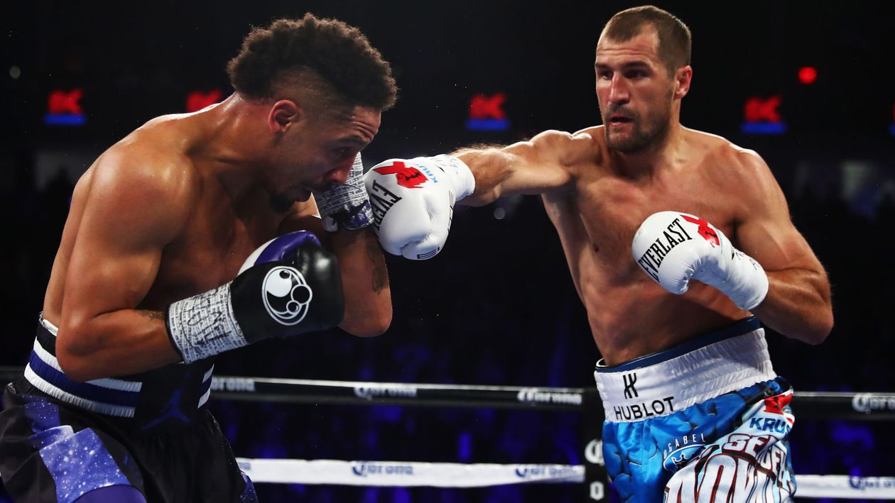 Ward Kovalev Odds