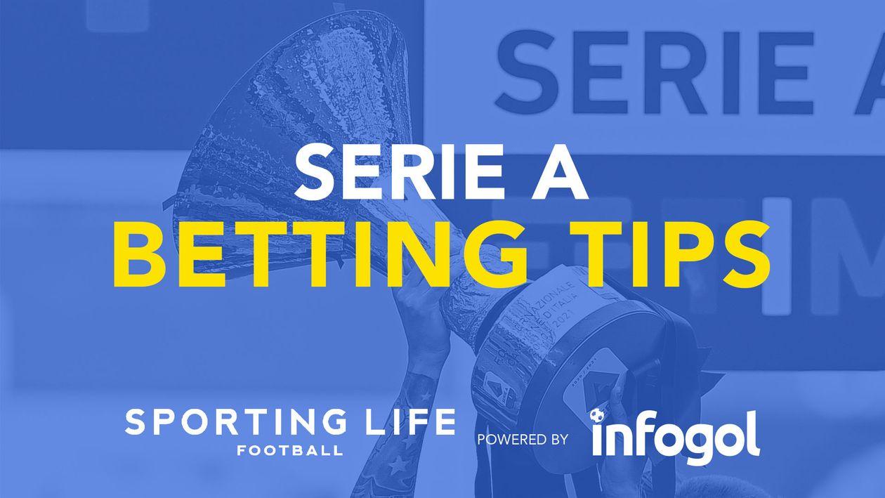 Serie A betting tips: Weekend best bets