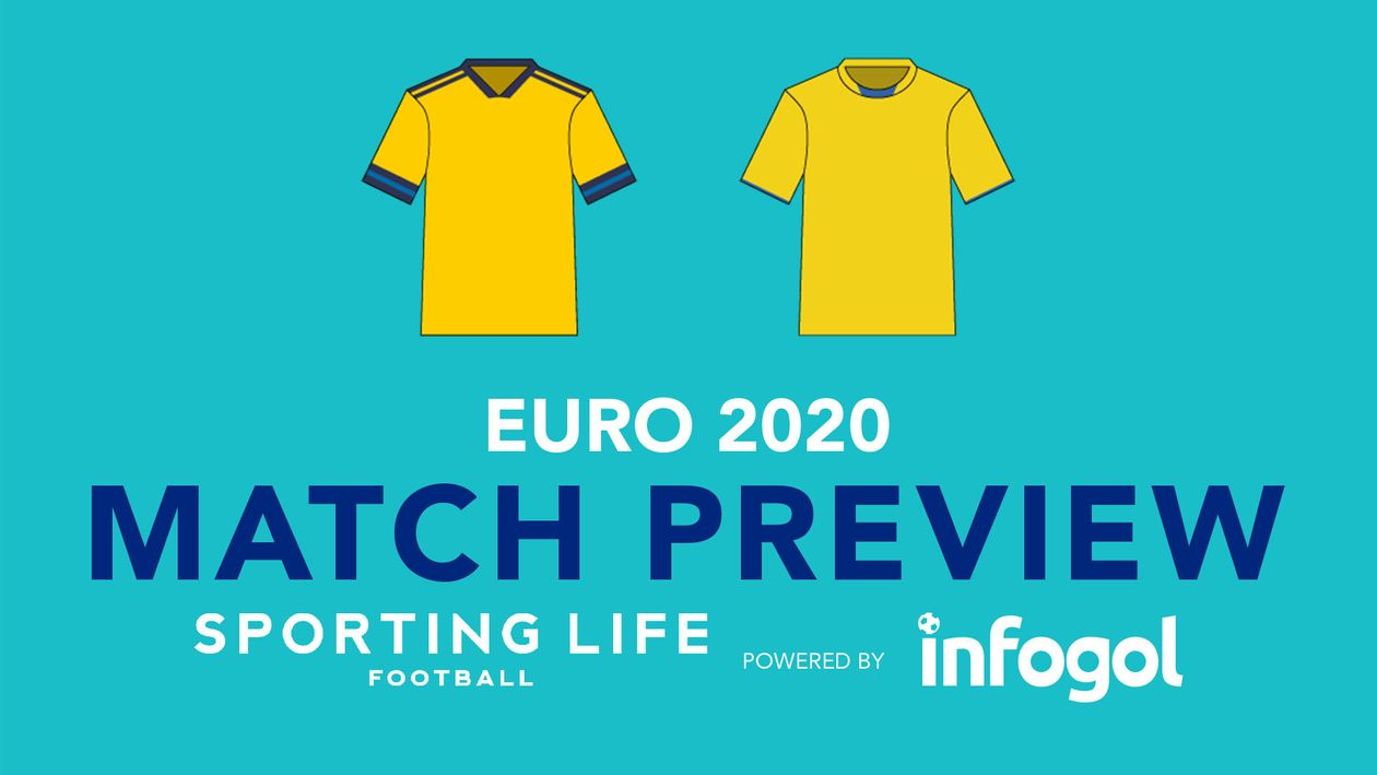 Euro 2020 betting tips: Sweden v Ukraine