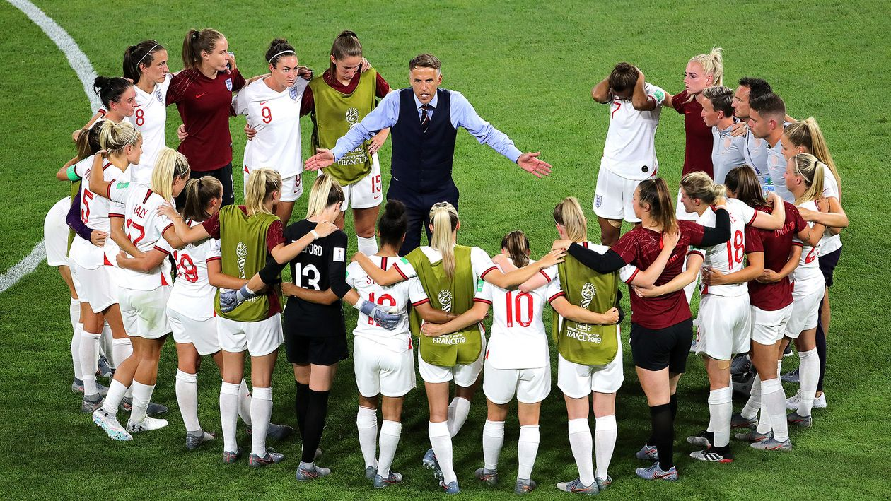 England Women proved to be a hit at the World Cup