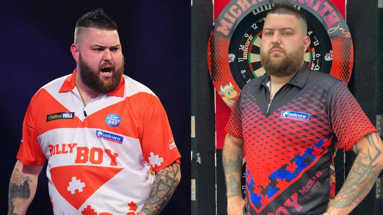 Darts Star Michael Smith Loses Over Two Stone In Weight In Lockdown To Improve Family Life And Grow Career Opportunities