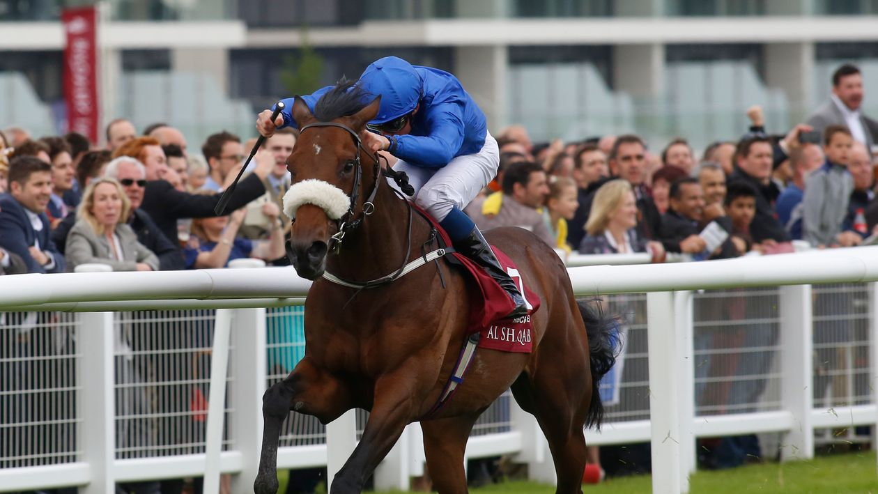 Richard Fahey delighted with Ribchester Lockinge win ...
