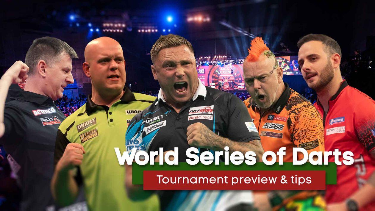 World Series of Darts betting tips | Sports-Addict