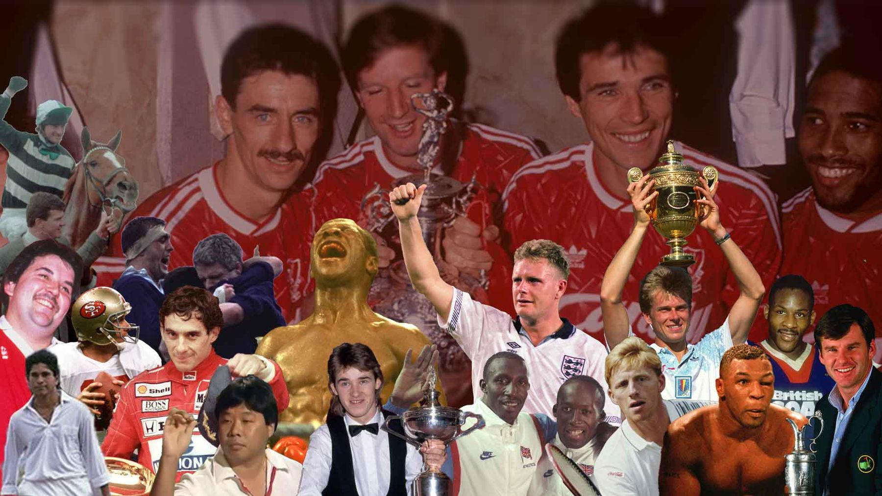 When Liverpool Last Won The League Title What The World Of Sport Looked Like Back In 1990