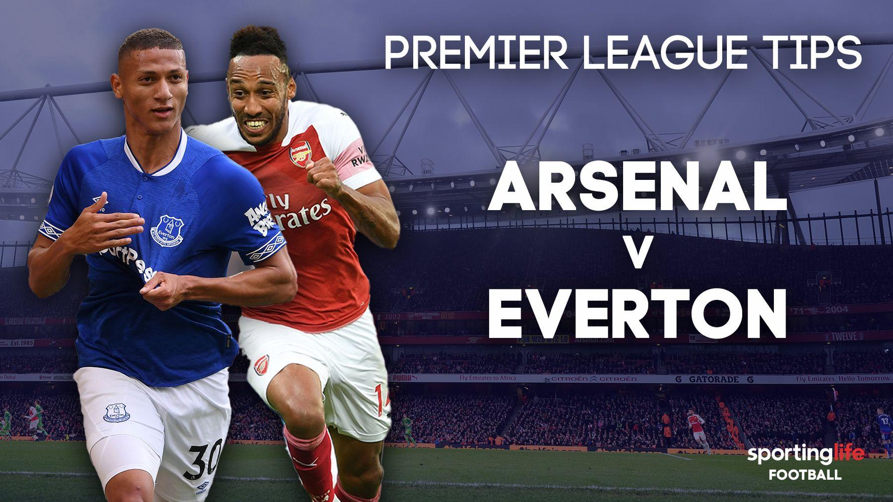 Arsenal v Everton betting tips: Preview, prediction ...