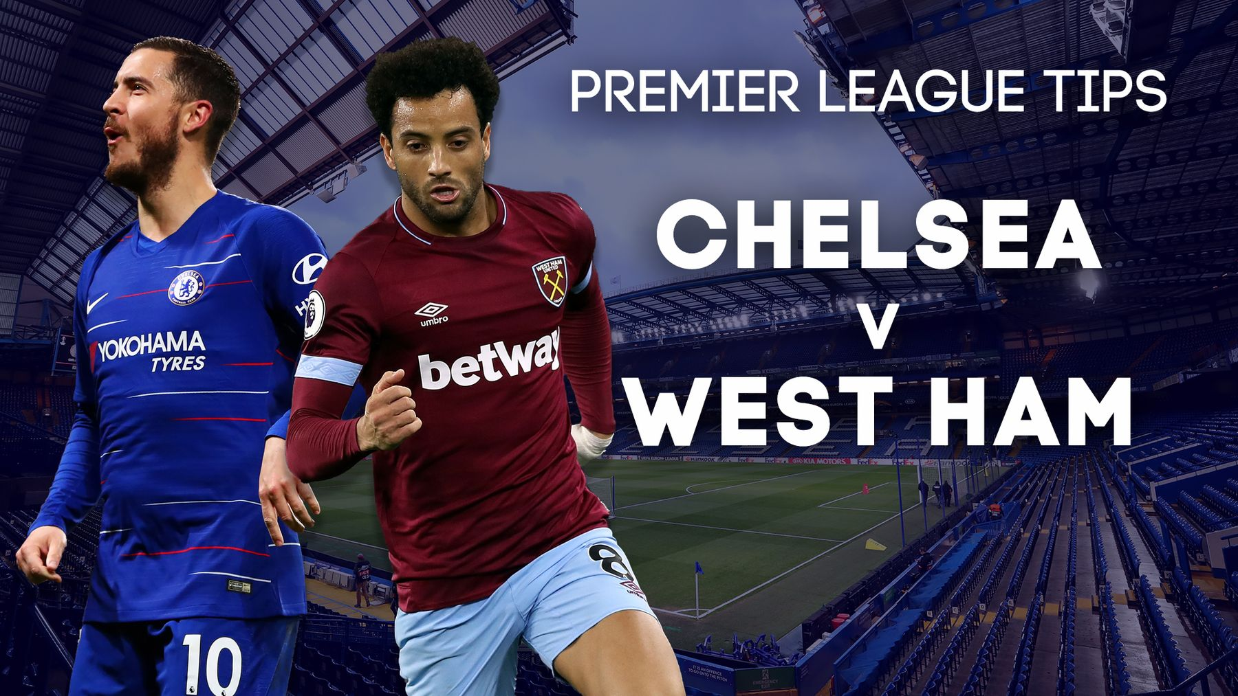 Free betting tips and match preview: Premier League ...