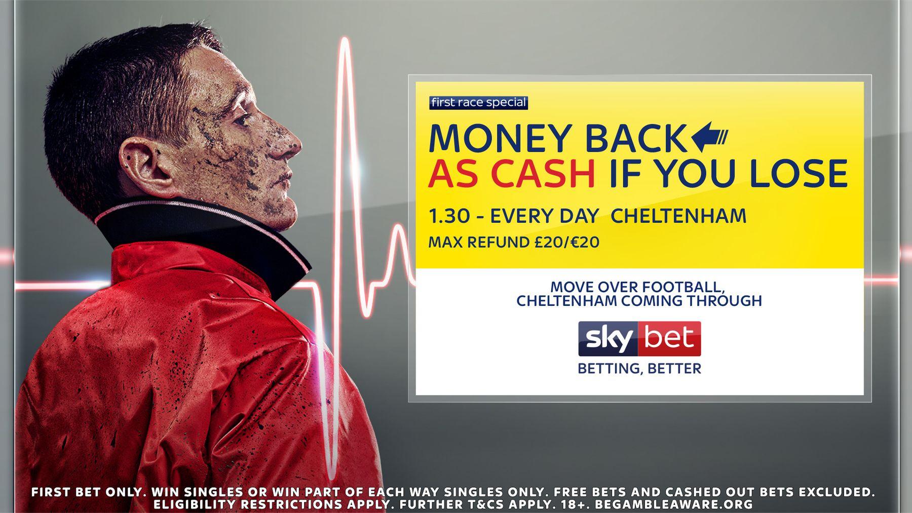 Cheltenham races sky betting betting shops uk history wiki