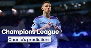 Charlie Nicholas' latest predictions for the Champions League