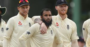 Adil Rashid and Ben Stokes - key men for England