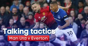 Alex Keble looks at the tactical battle between Man Utd and Everton