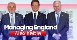 Alex Keble looks at England's managers over the last 25 years
