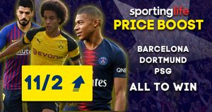 Sporting Life Price Boost for Wednesday, October 24