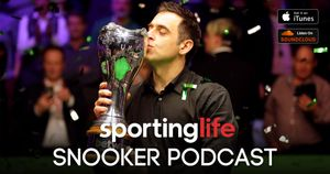 We reflect on Ronnie's record-breaking victory in York