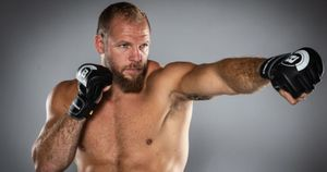 James Haskell is set for an MMA career (Picture: Lee Hamilton Cooper)