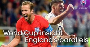 Could lower expectations help England to success in Japan, as they did in Russia in 2018