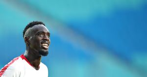 Jean-Kevin Augustin has signed for Leeds United