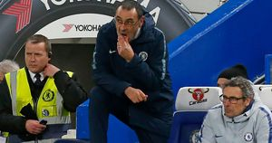 Maurizio Sarri's Chelsea have lost three of their last five games in all competitions
