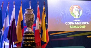 Will hosts Brazil lift the Copa America?