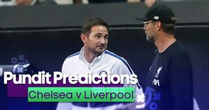 Pundits predictions: The Soccer Saturday give us their thoughts on Chelsea v Liverpool