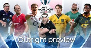 Outright preview of Rugby World Cup