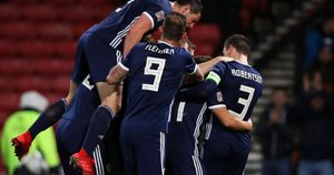 Scotland have clinched a play-off spot for Euro 2020