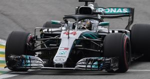 Lewis Hamilton was crowded World Champion in Mexico two weeks ago
