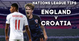 Sporting Life's betting tips for England v Croatia on November 18