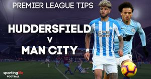 Sporting Life's Premier League preview package for Huddersfield v Man City