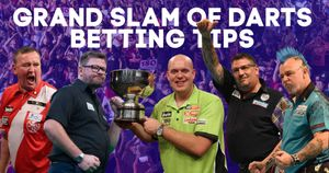 Stars from the PDC and BDO will compete in the Grand Slam of Darts