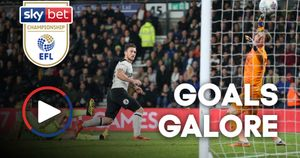 Watch all the goals from the weekend's Sky Bet Championship