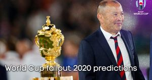 Gareth Jones makes his 2020 Six Nations predictions and discusses the fallout from the World Cup