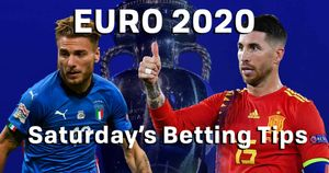Check out Sporting Life's tip for Saturday's Euro 2020 qualifying games