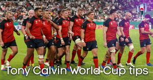 Rugby World Cup Betting Tips for the quarter-finals