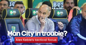 Are Manchester City in trouble? Alex Keble looks at how teams will try to exploit the champions